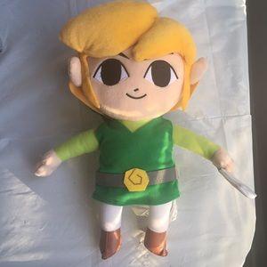 Legend of Zelda - Link plush